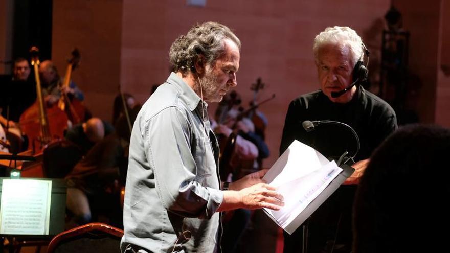 """José Coronado abre el Festival de Música de Canarias con """"Iván El Terrible""""."""