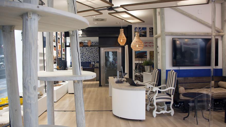 Interior de la Oficina FOTO: Turismo Castilla-La Mancha