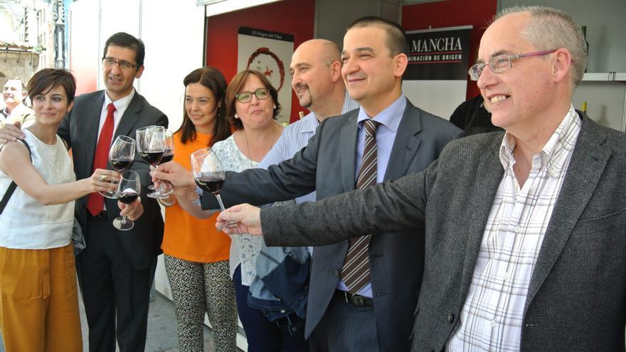Inauguración de la I Muestra Agroalimentaria Regional / JCCM