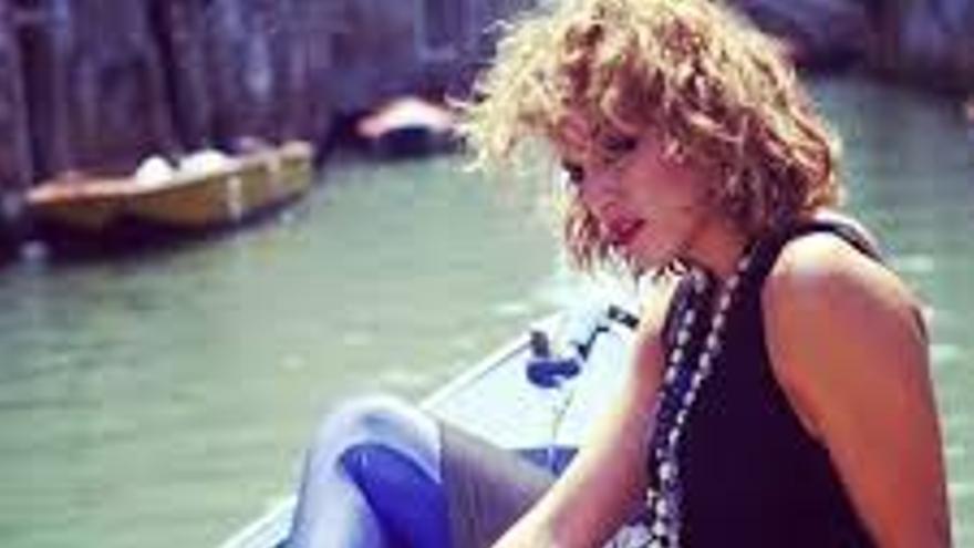 Madonna, la vida en azul