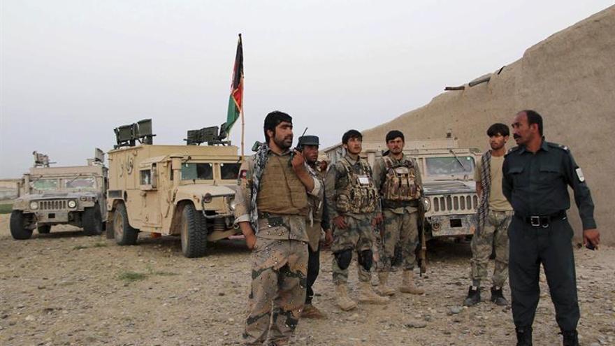 Mueren en una emboscada 13 milicianos que iban a apoyar a las fuerzas afganas