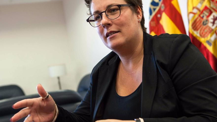 La secretaria autonómica de Modelo Económico y Financiación, María José Mira