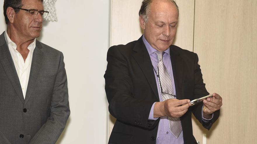 Luis Bernal Alemán, director general de ADM Tech, empresa del sistema Binter
