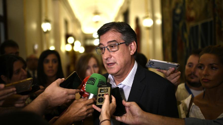 Archivo - El que fuera vicepresidente cuarto de la mesa del Congreso de los Diputados José Ignacio Prendes, director de la plataforma 'España, Juntos Sumamos'