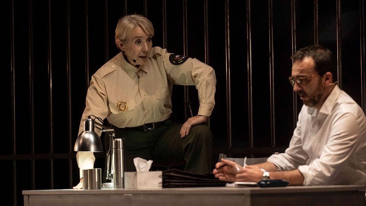 Obra de teatro 'Susan y el diablo'