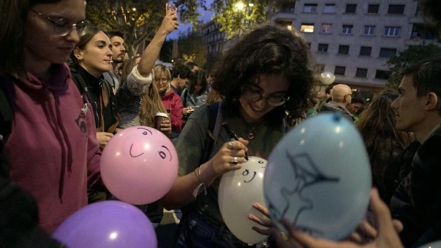 Nueva concentración en Barcelona