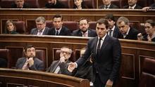 El Congreso urge al Gobierno a reformar la financiación con la abstención de PP y Cs que sí lo apoyaron en las Corts