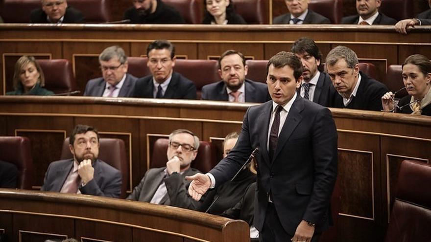 El Congreso rechaza tramitar la reforma de Ciudadanos para la elección parlamentaria del fiscal general del Estado