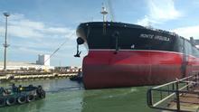 La falta de trabajo comprometido tensa el ambiente en los astilleros de Navantia en Puerto Real