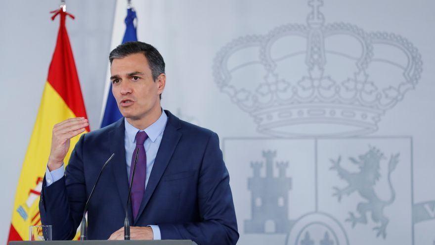 """Sánchez: """"El acoso no tiene cabida en nuestra sociedad"""""""