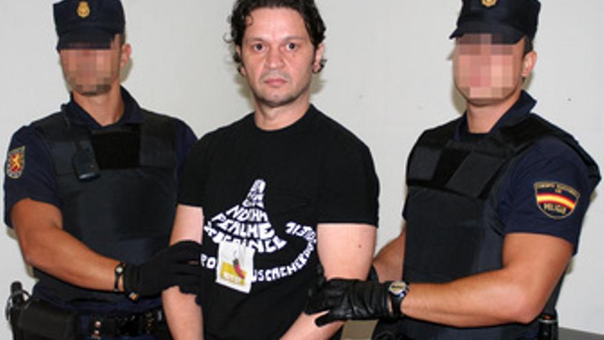 Detención de Rifat Hadziahmetovic