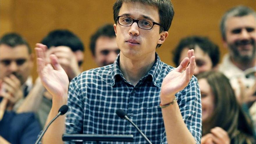 Errejón insta a dejar de usar los territorios y los conflictos para hacer electoralismo