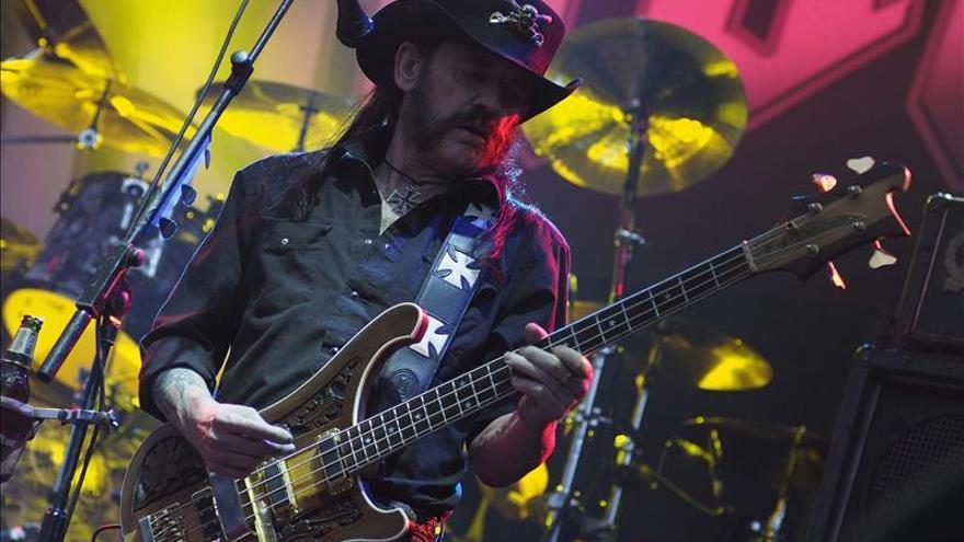 Motörhead cancela definitivamente sus conciertos en España