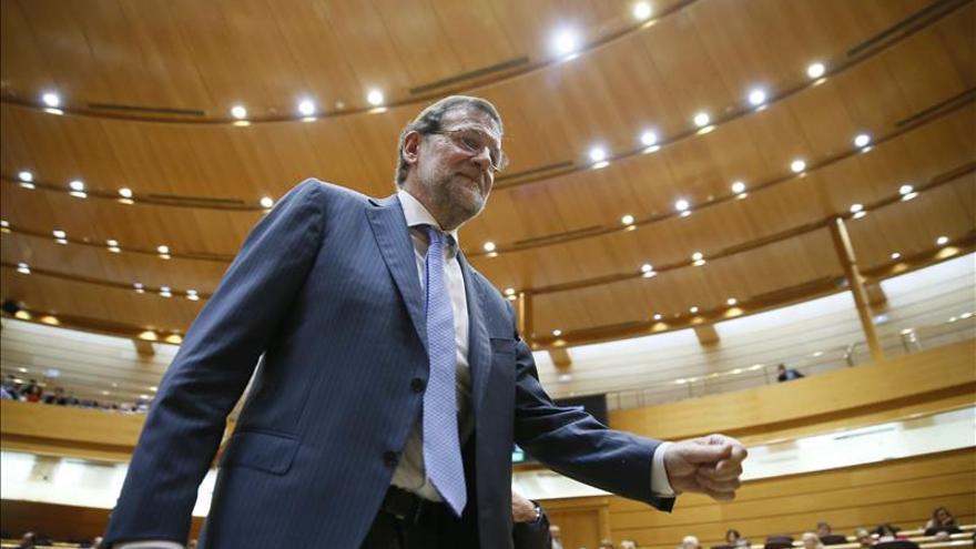 Rajoy comparecerá mañana para hacer una declaración sobre el 9N