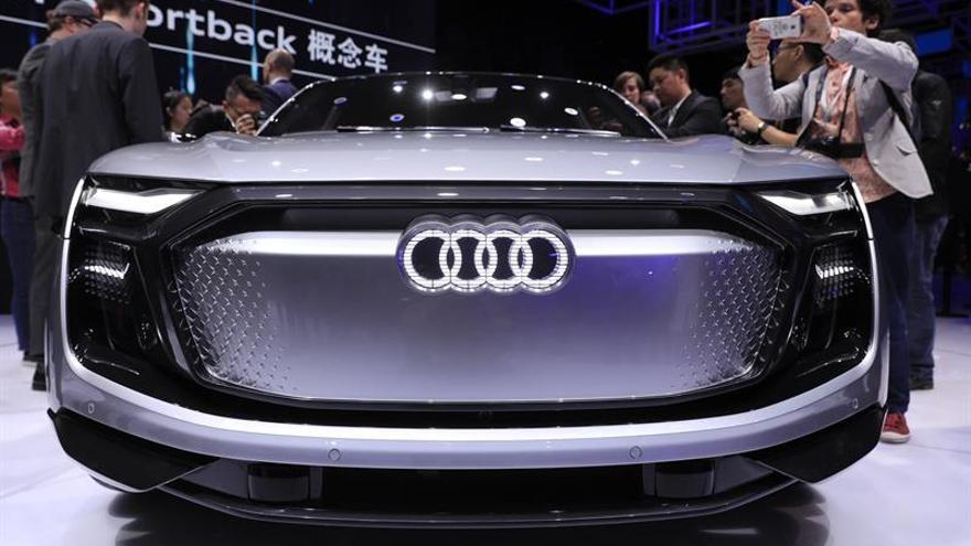 Vehículos eléctricos e híbridos, reyes del Salón del Automóvil de Shanghái