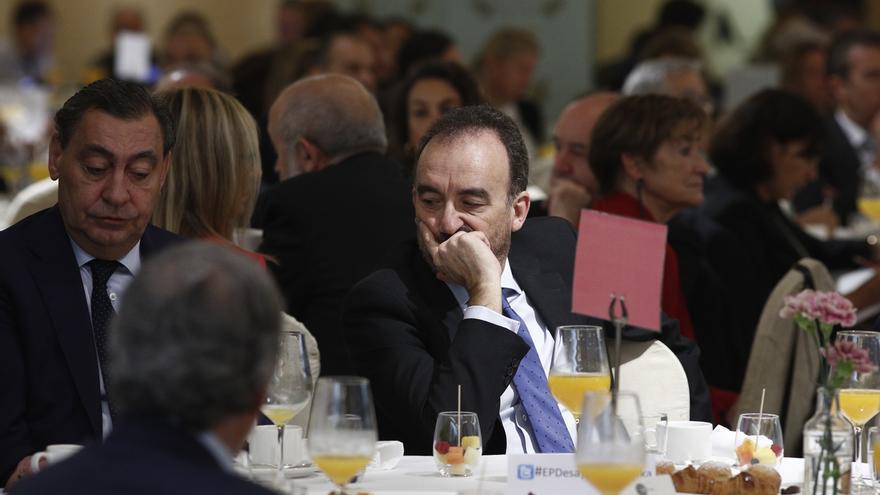 """Garzón (IU) considera que la renuncia de Marchena está """"sobreactuada"""" y evidencia una crisis en el Poder Judicial"""