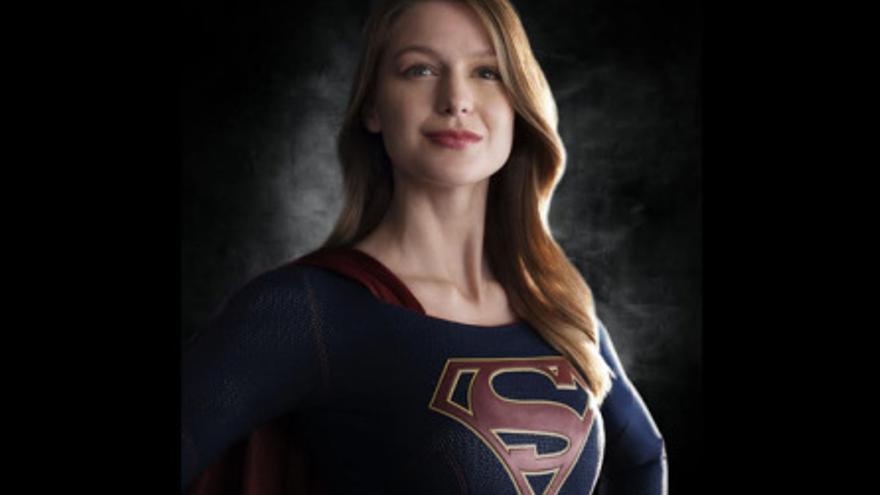 Primera imagen de 'Supergirl' (CBS)