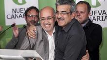 Triunfo histórico de Antonio Morales (NC) frente al PP en el Cabildo de Gran Canaria