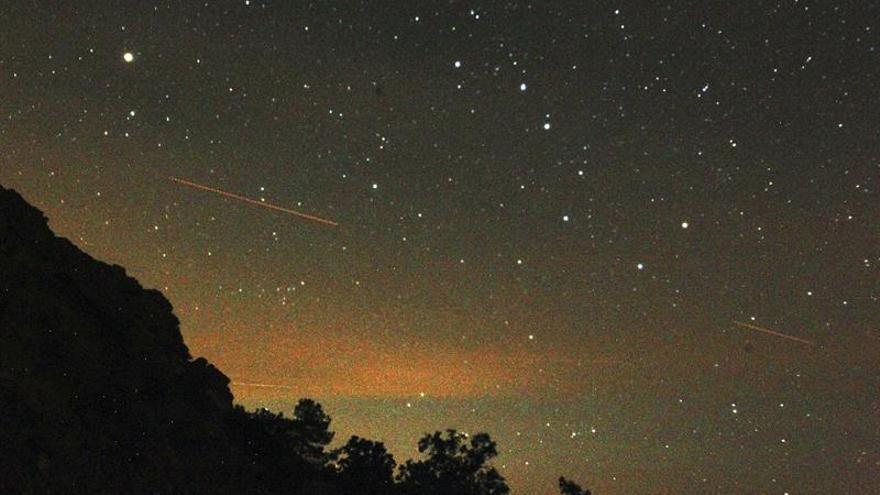 Cinco planetas, dos eclipses y las perseidas realzarán el cielo de verano