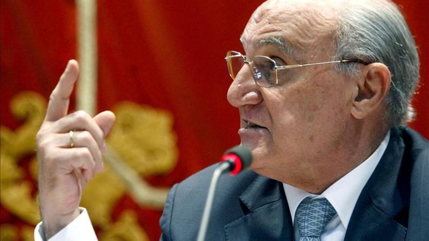 Muere a los 77 años el magistrado del Tribunal Constitucional Francisco José Hernando