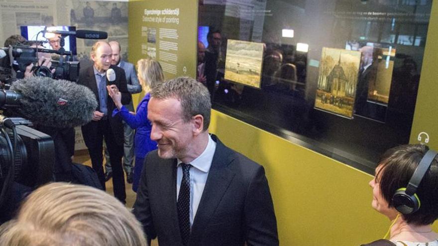 Dos pinturas robadas en el Museo Van Gogh vuelven a Amsterdam 14 años después