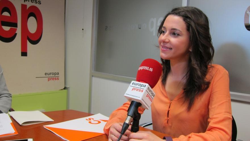 """Arrimadas (Cs) llama al PP a no confundir ley de anticorrupción con acuerdo en Murcia: """"Subimos el listón"""""""