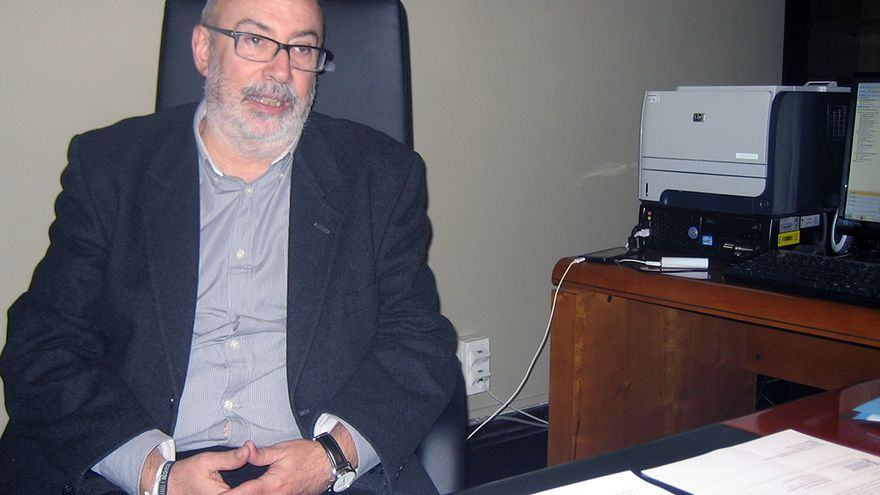 El conseller de Transparencia, Manuel Alcaraz
