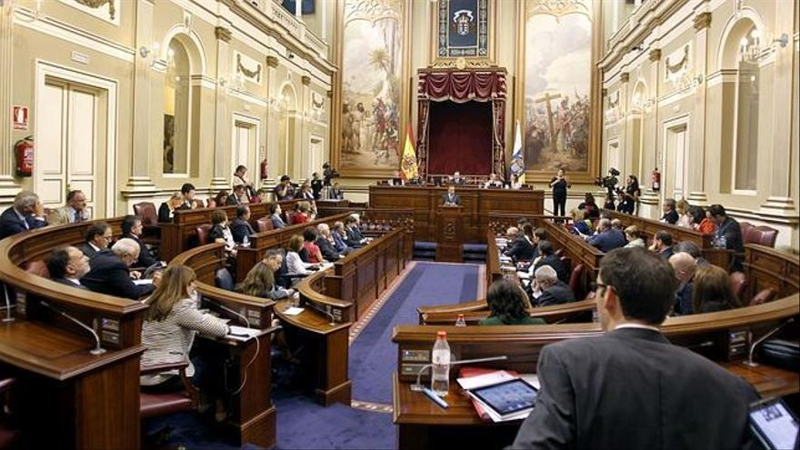 Resultado de imagen de El Congreso aprueba la propuesta de reforma del Estatuto de Canarias
