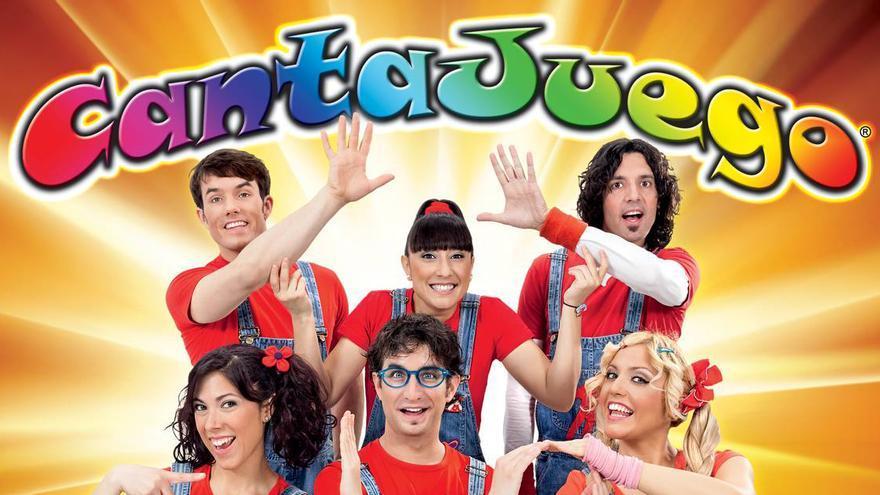 El grupo de canciones infantiles Cantajuego