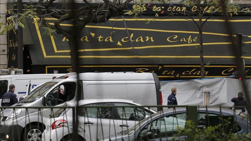 """La sala Bataclan, que ya había sido amenazada, """"no cerrará nunca"""""""
