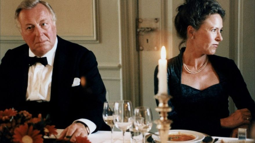 Fotograma de la película Celebración, de Thomas Vinterberg