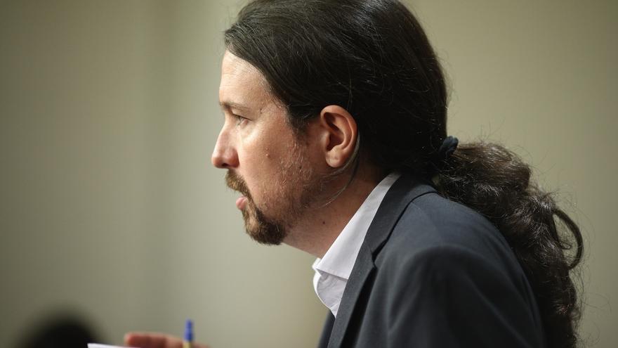 Pablo Iglesias desaprueba la postura de Podem ante la consulta del 1-O y rechaza llamar a participar