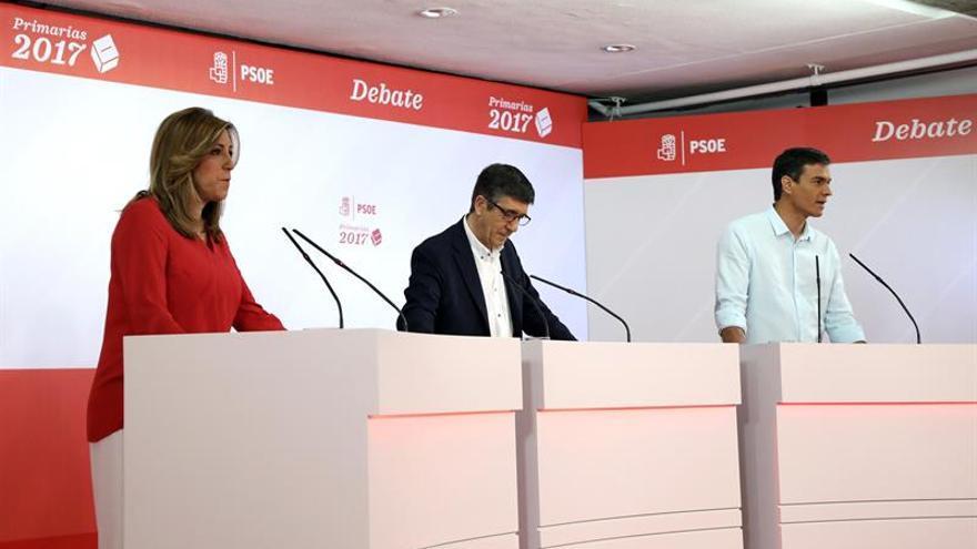 Un PSOE desgarrado busca nuevo líder