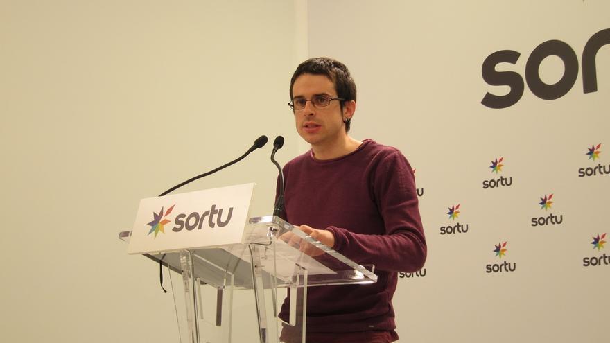 """Sortu dice que la fecha de 2026 es una """"autointerpelación"""" para poner en marcha un proceso soberanista"""