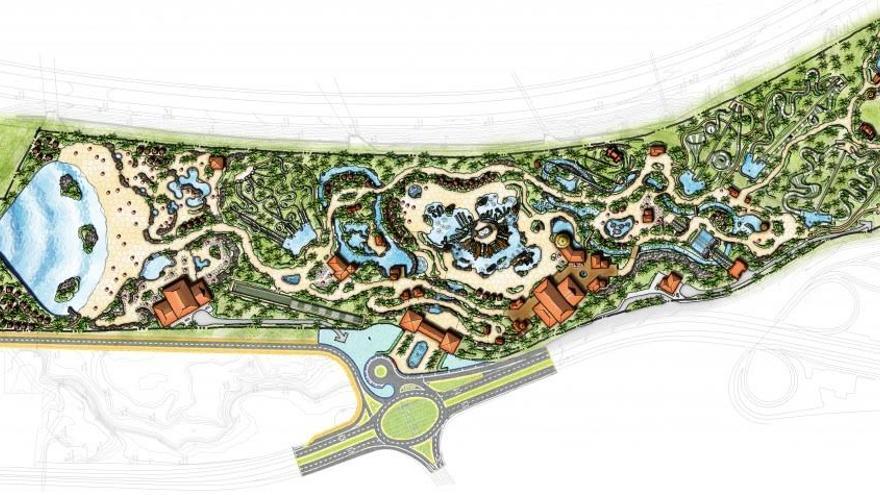 Proyecto de Siam Park Gran Canaria.