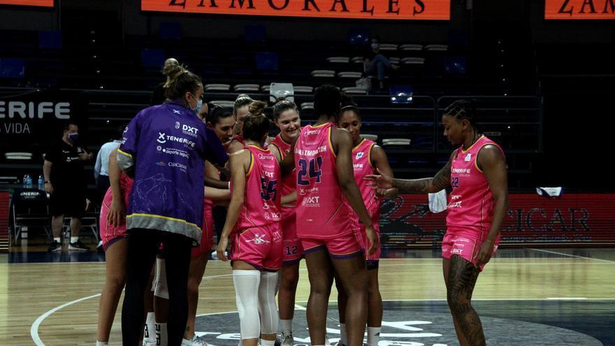 La Eurocup Women del Ciudad de La Laguna Tenerife se disputará por burbujas