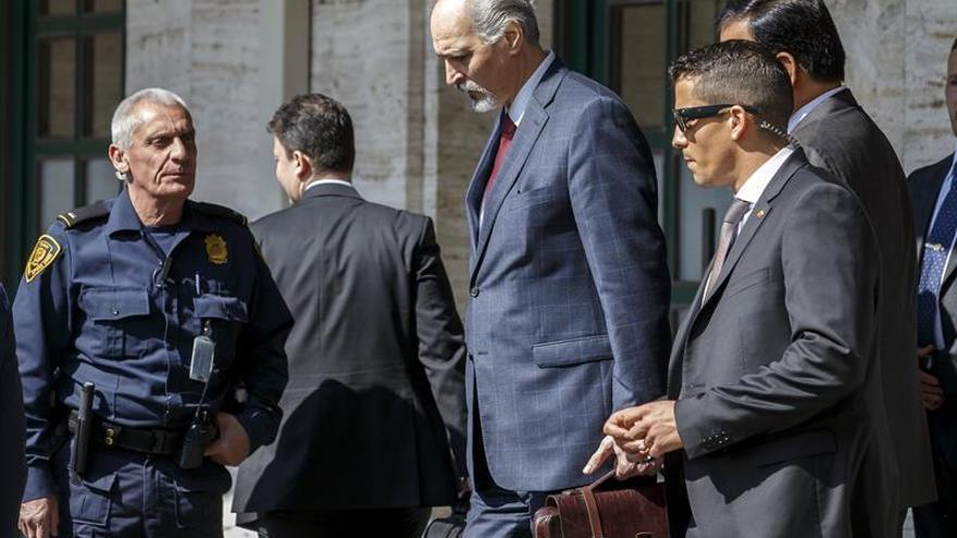 La ONU prosigue los contactos con la oposición mientras el mediador habla con la Liga Árabe