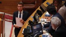"""El PP provoca que el Parlamento gallego vote la """"adhesión"""" al mensaje del rey sobre Catalunya"""