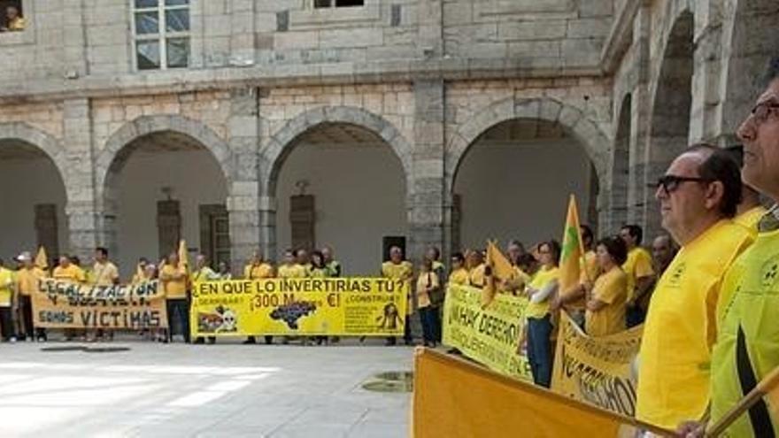 """Concentraciones de AMA el 28 de marzo para denunciar la """"inseguridad jurídica"""" de los afectados por derribos"""