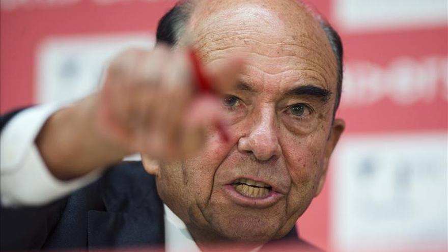 Botín afirma que este es un momento fantástico para España pues llega dinero de todas partes