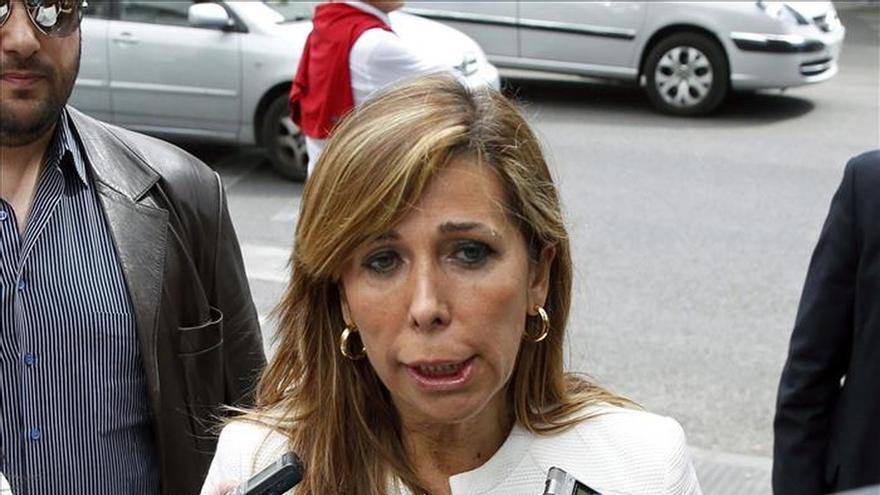 Sánchez-Camacho advierte de la importancia de mantener la unidad del PP