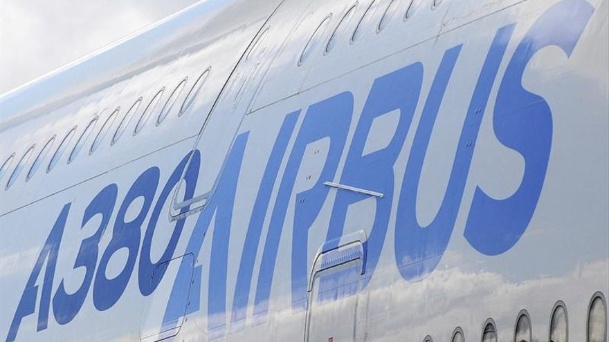 Airbus suprimirá 1.164 empleos en Europa por la fusión de sus estructuras