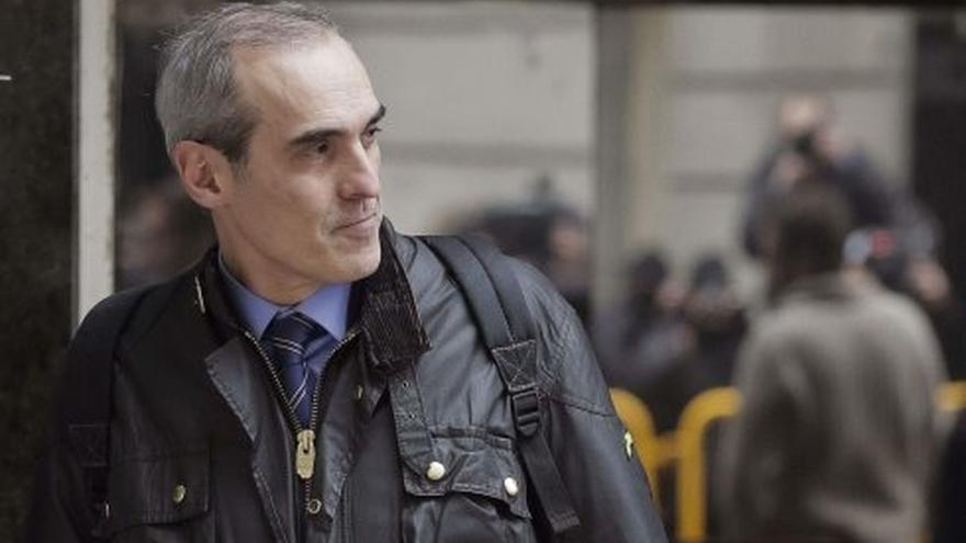 El Fiscal Anticorrupción, Alejandro Luzón.