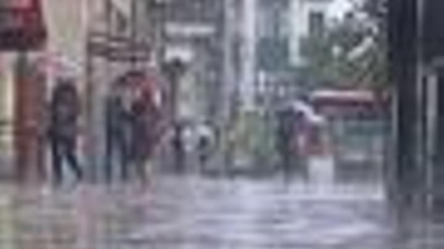 Protección Civil alerta a doce comunidades por tormentas y fuertes lluvias