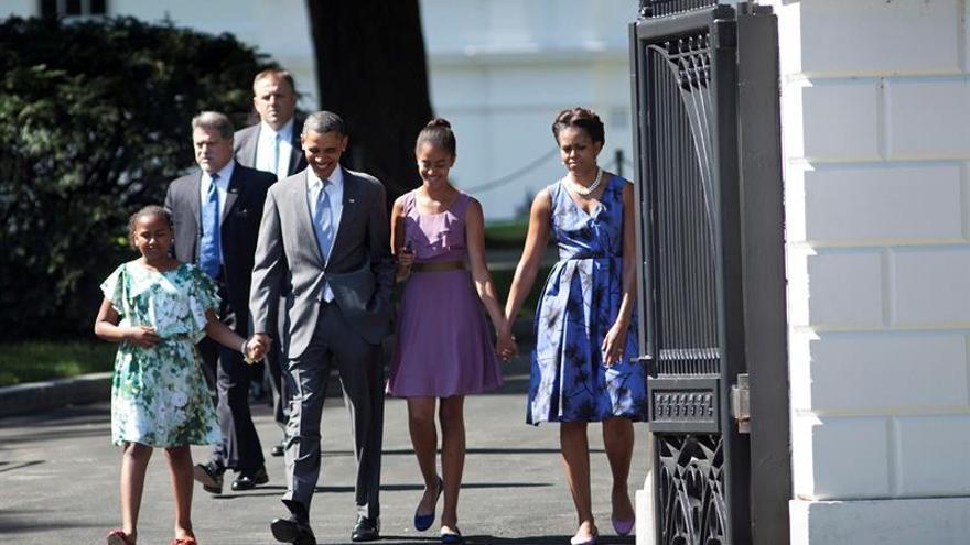 Los Obama ya tienen nueva casa