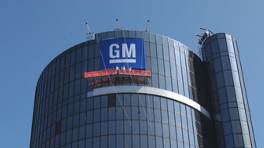 Sede central de General Motors