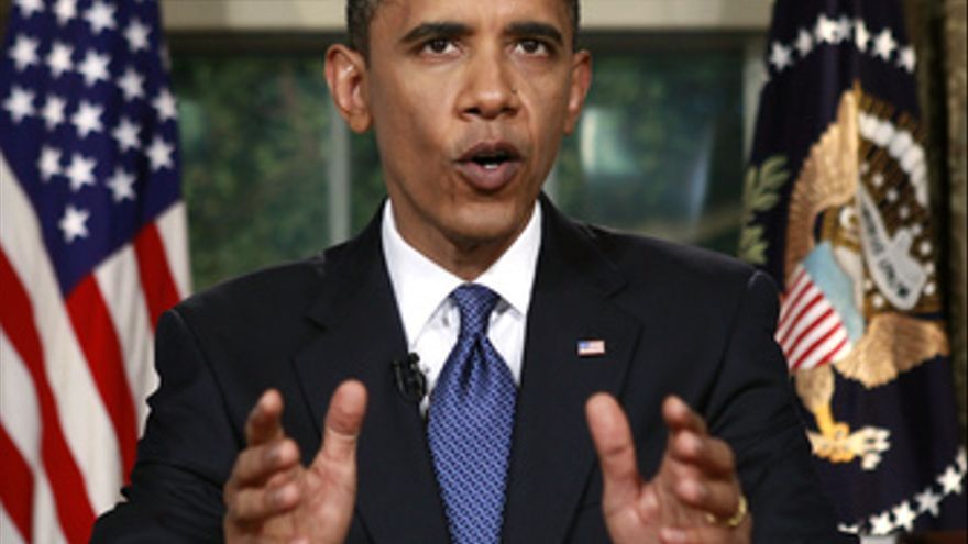 Barack Obama. (EUROPA PRESS)