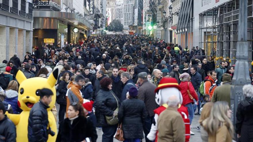 Los autónomos crearán 66.000 empleos en la campaña de Navidad
