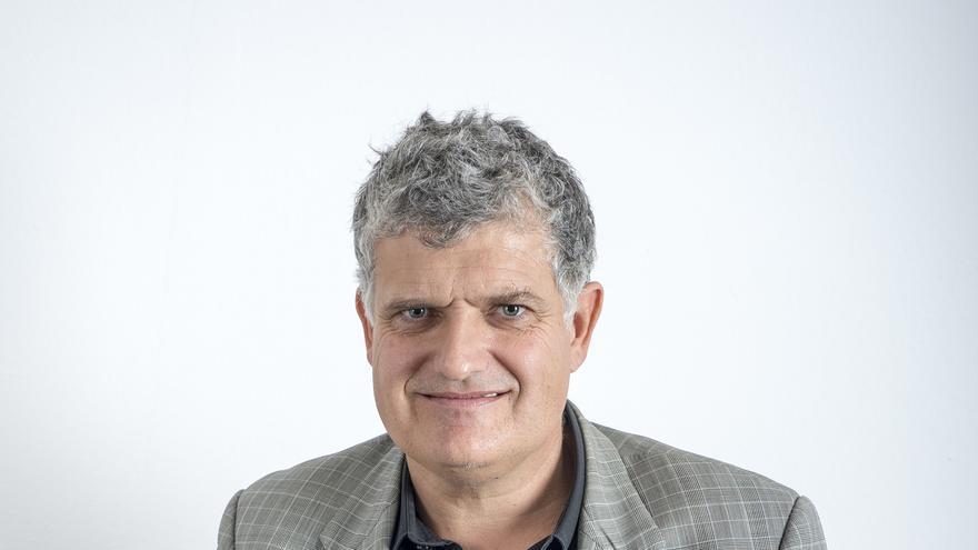 Fernando Prieto, candidato de Podemos por la provincia de Albacete