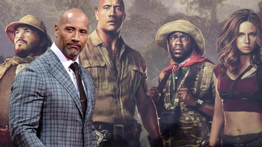 """Dwayne Johnson: """"Hacemos esta secuela con amor y respeto por la original"""""""
